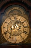 Grandfather Clock by FoxStox