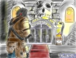 Fallout 3 by HTX-Wolf