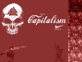 Enjoy capitalism by diabloburn
