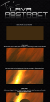 Lava Abstract Tutorial by tdol3