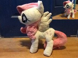 Fluttershy plush 3 by Chanditoys
