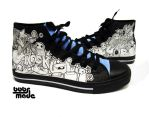 Black Rock Shoes by Bobsmade