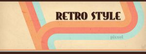 Retro FaceBook cover V2 by pixxel-dbstp