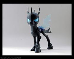 Changeling 3D Printed Figure [Pose 4] by Clawed-Nyasu