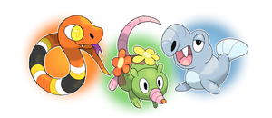 New Starters!!! 2015 by DogMango