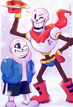 Skelebros by Hollulu