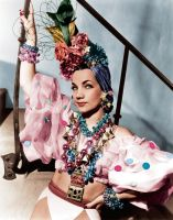 Carmen Miranda by 11Ziggy11