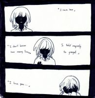 Day 51: I love you by Yamazaki-Shyn