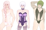 Conquest Lingerie. by smnius