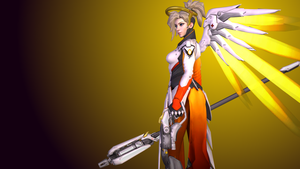Overwatch (7a - Mercy) by AdeptusInfinitus