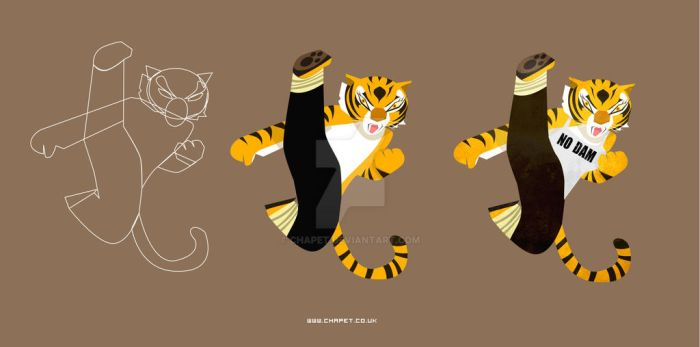 Master Tigress by Chapet