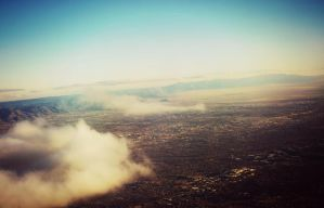 Plane view by Stlbluesgirl101
