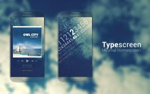 Typescreen by xDeepS