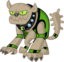 FIM 10 - Diamond Dog (RockHound) by zimvader42