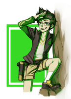 Acquaristuck Set 6 of 8: Jake by Jotaku