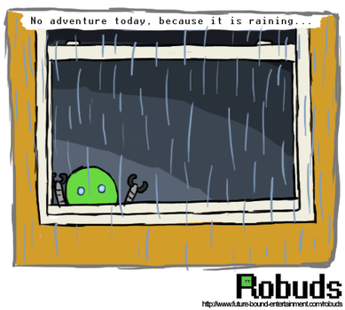 Robuds 123 Raining by ScottaHemi