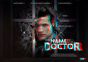 The Name of the Doctor... in 3D by homerjk85