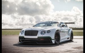 2013 Bentley Continental GT3 by ThexRealxBanks