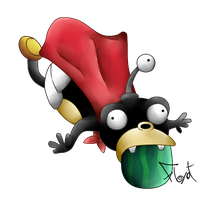 .: NIBBLER NOM :. by TrollcreaK