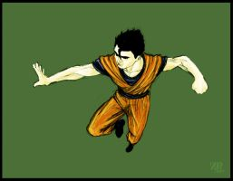 Gohan by nellaboon