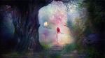 The Enchanted Forest by GeneRazART