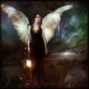 The last angel by Loreena24