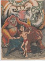 The Jungle Book by JamieNTrout