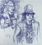 GNR sketch  BR 25july,2016 by Bartoleum