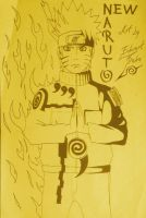 Naruto Super Drawing Color 52 by eduaarti