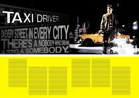 Taxi Driver by haighy