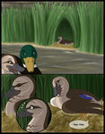 The Ugly Duckling p. 1 by mirzers