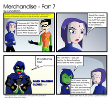 Merchandise - Part 7 by ghost085