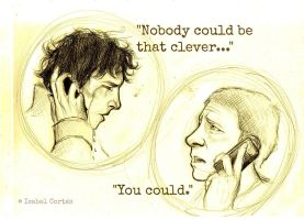 Nobody could be that clever by Isnabel