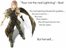 Lightning Returns: Final Fantasy 13 - The Finding by WaveSeeker90