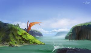 Earthsea by oceanleaves