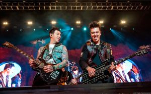 Zacky Vengeance + Synyster Gates, A7X by lizzys-photos