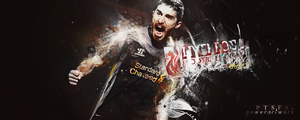Fabio Borini by PowerGFX96