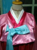 Hanbok Collar revised by seawaterwitch