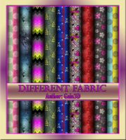 Texture Different Fabric by Gala3d
