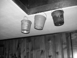 Drip Buckets 1 by thetani