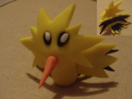 Zapdos by findXbeauty