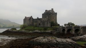 Eilean Donan Castle #4 by High-Tech-Redneck