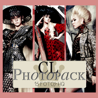 Photopack CL- 2ne1 005 by DiamondPhotopacks