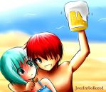 Party At Da Beach by JeezImSoBored