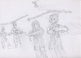 BC2-Anime Crossover by VoltsPower2K