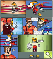 Rayman Comic Short #7 Page 6 by Mighty355