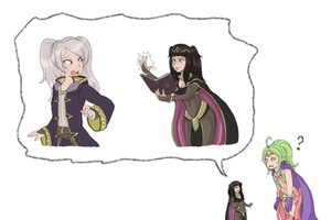 [Fire Emblem Awakening] Backfire by Display-This-Anyway