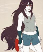 Marceline Abadeer by MonsterPrincess5