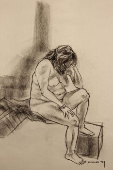 Life Drawing L4 by nictey