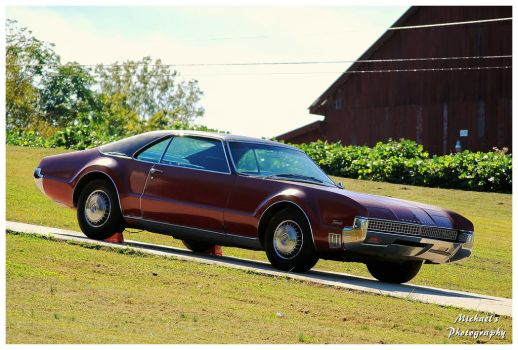 An Oldsmobile Toronado by TheMan268